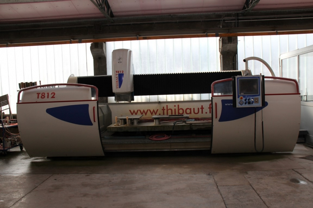 THIBAUT CNC - T 812 Bearbeitungszentrum