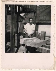 Firmengründer Richard Ehrlich I.