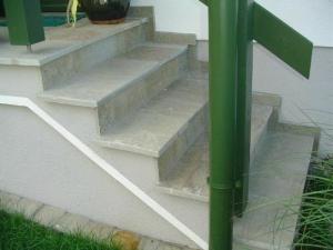 Stufen für Außen