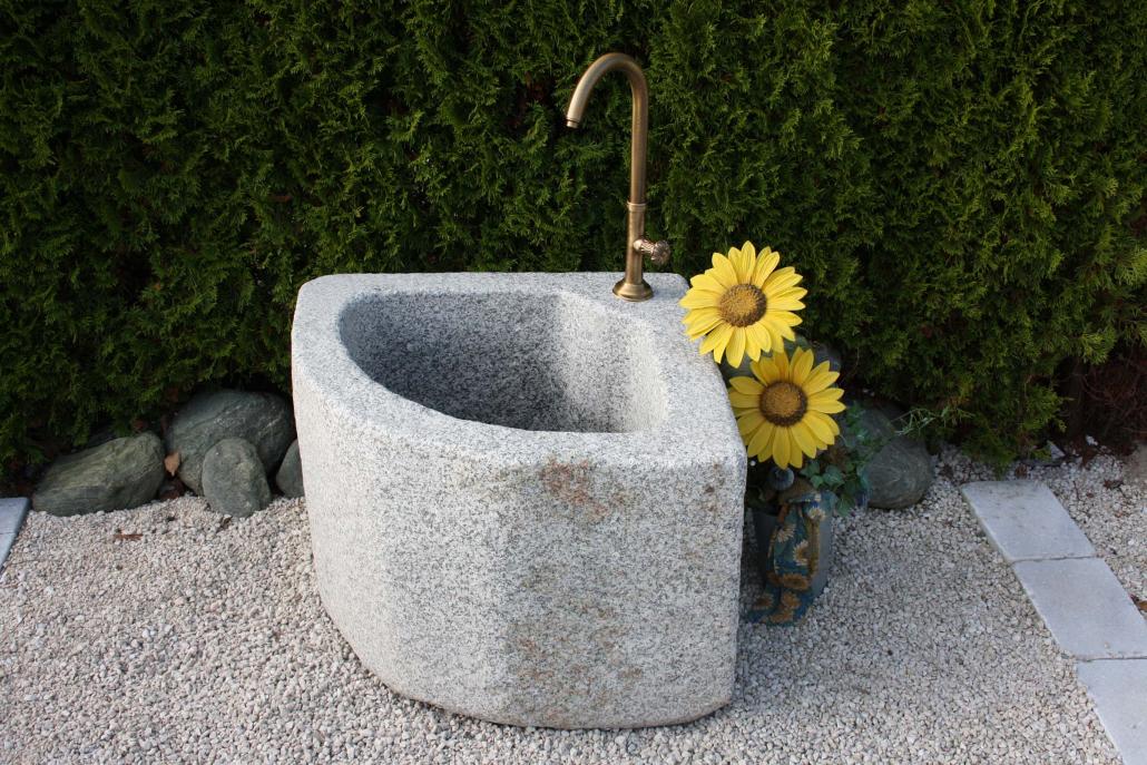 Brunnen Irrsee
