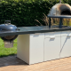 Outdoor Küche Stein